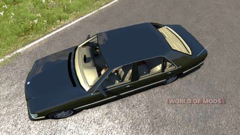 Mercedes-Benz S600 para BeamNG Drive