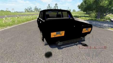 EL USO DE-LADA 2107 para BeamNG Drive