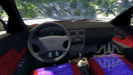 ВАЗ-Lada 2170 Priora v2.1 para BeamNG Drive