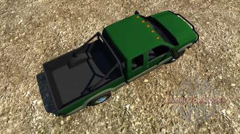 Ford F-250 para BeamNG Drive