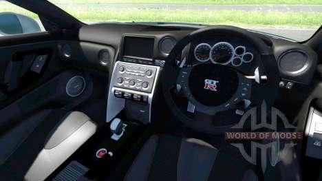 Nissan GT-R R35 Spec V para BeamNG Drive