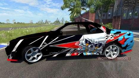Nissan Skyline R34 GT-R Evil Empire para BeamNG Drive