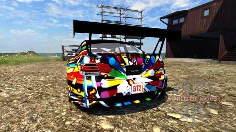 BMW M3 GT para BeamNG Drive