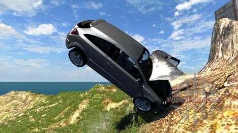Opel Astra para BeamNG Drive