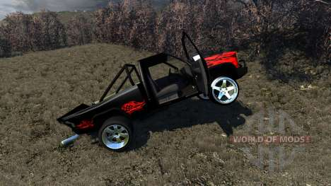 Gavril D-Series Powerful Drag para BeamNG Drive