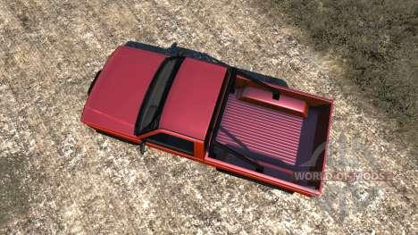 Gavril D-Series 6x6 para BeamNG Drive