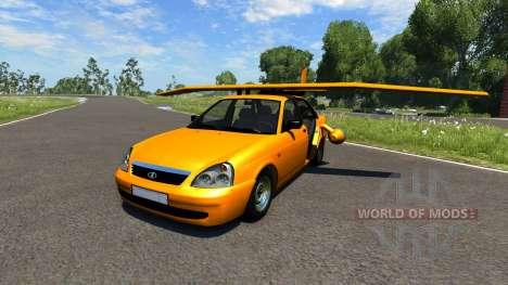 ВАЗ-2170 Priora Plano para BeamNG Drive