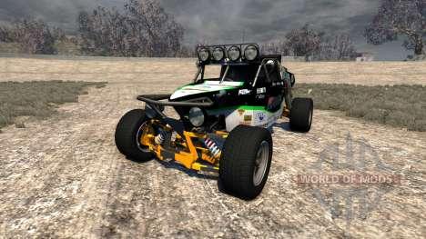 Buggy Jimco para BeamNG Drive