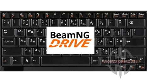 La sustitución de la norma de control para BeamNG Drive