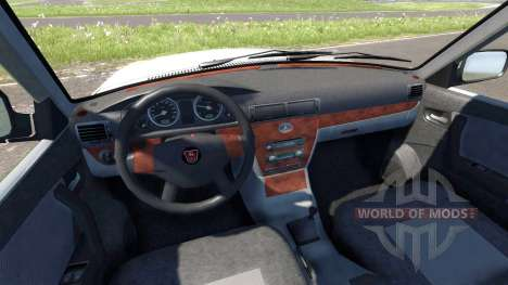 GAZ-31105 Volga para BeamNG Drive