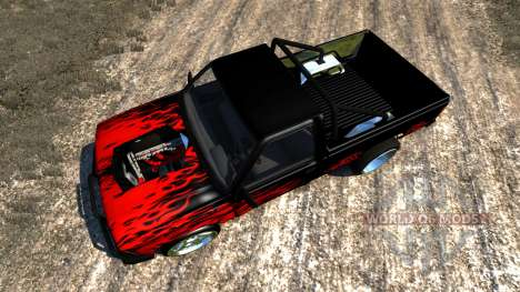 Gavril D-Series Powerful Drag para BeamNG Drive