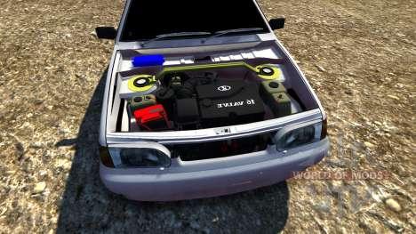 VAZ-2113 para BeamNG Drive