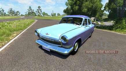 GAZ-21 Volga escorrentía para BeamNG Drive