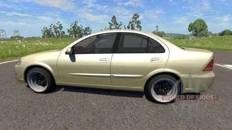 Nissan Almera Classic para BeamNG Drive