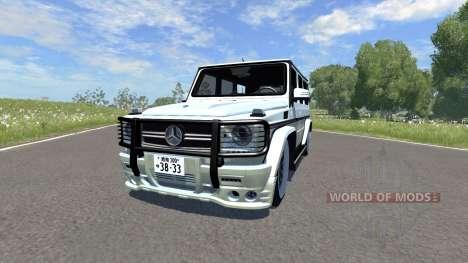 Mercedes-Benz G65 para BeamNG Drive