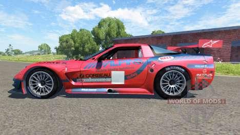 Chevrolet Corvette C5-R Alpine para BeamNG Drive