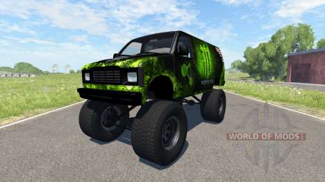 Gavril H-Series Monster para BeamNG Drive