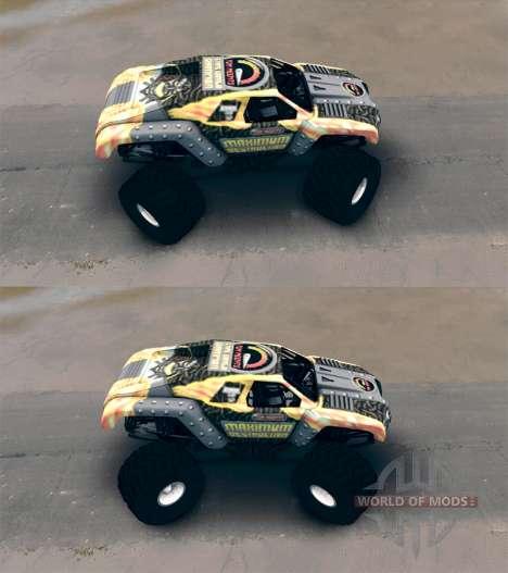 Maximum Destruction para Spin Tires
