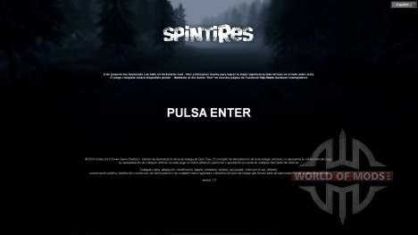 Traducción al español para Spin Tires