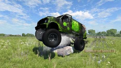 Gavril H-Series Monster para BeamNG Drive