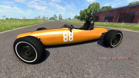 DSC Bora 2014 Orange para BeamNG Drive