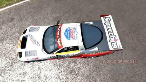 Chevrolet Corvette C5-R Superchips para BeamNG Drive