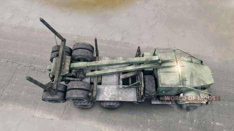 Kraz-L para Spin Tires