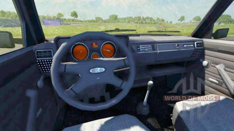 VAZ-2105 v2.0 para BeamNG Drive
