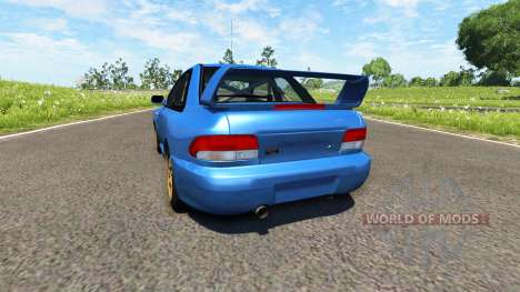 Subaru Impreza 22B 1998 para BeamNG Drive