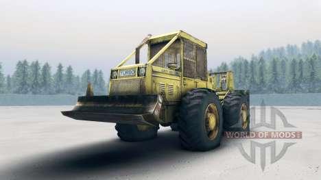 Aparato LKT 81 Turbo (Descargador) para Spin Tires