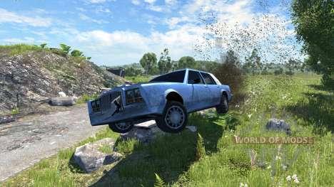 Greenwood v2.0 para BeamNG Drive