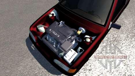 EL USO DE-2113 LADA para BeamNG Drive
