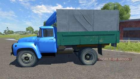 ZIL-130 para BeamNG Drive