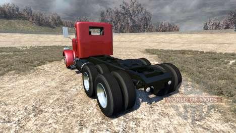Gavril Truck para BeamNG Drive