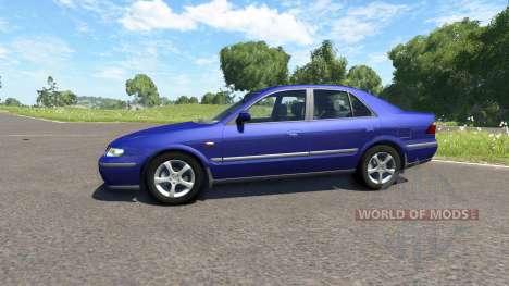 Mazda 626 para BeamNG Drive