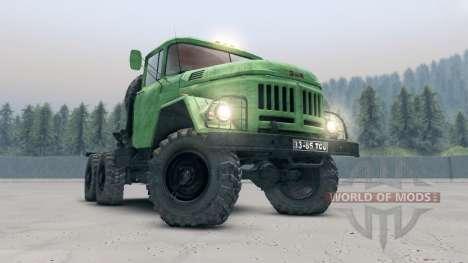 ZIL-V para Spin Tires