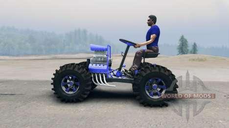 ATV v3 para Spin Tires