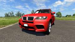 BMW X5M Red