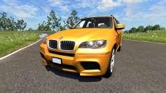 BMW X5M Orange