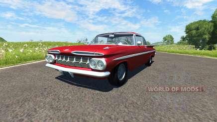 Chevrolet Impala Coupe 1959 para BeamNG Drive