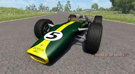 Lotus Type 49 1967 para BeamNG Drive