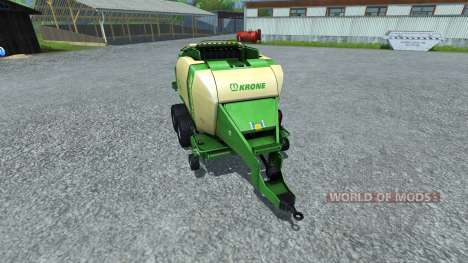 Krone Big Pack 1290 para Farming Simulator 2013