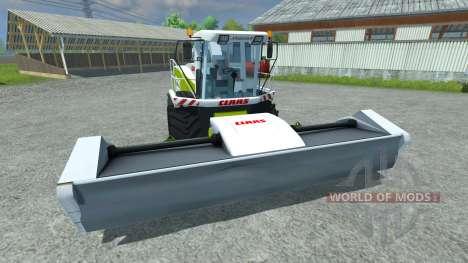 CLAAS Jaguar 900 para Farming Simulator 2013
