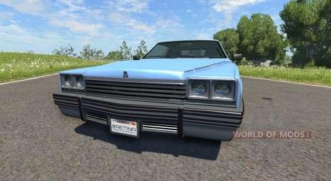 Manana (Grand Theft Auto V) para BeamNG Drive