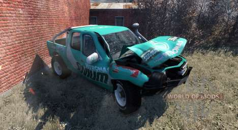 Ford Ranger para BeamNG Drive