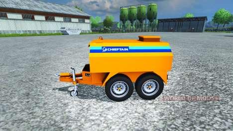 Bowser Cacique para Farming Simulator 2013