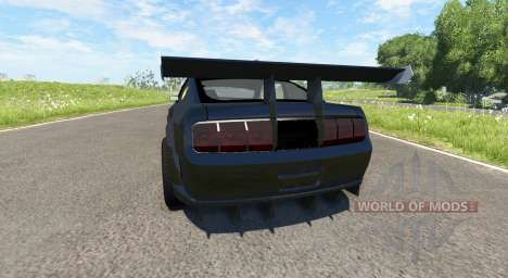 Ford Mustang GT-R Concept para BeamNG Drive