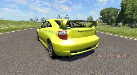 Toyota Celica TRD para BeamNG Drive