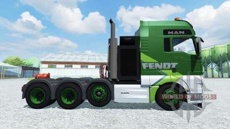 MAN TGA para Farming Simulator 2013