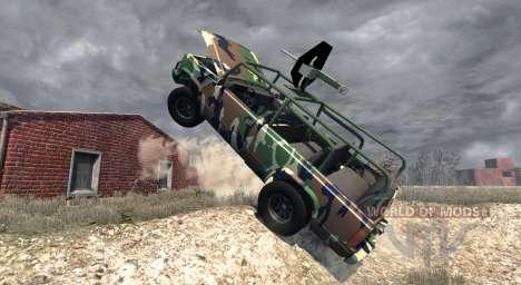 Gavril D-Series African Rebel para BeamNG Drive